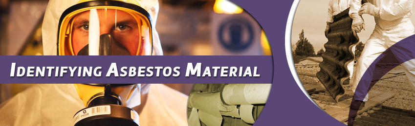 Inhouse corporate training Identifying Asbestos Material