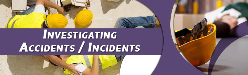 inhouse corporate training Investigating Accidents / Incidents