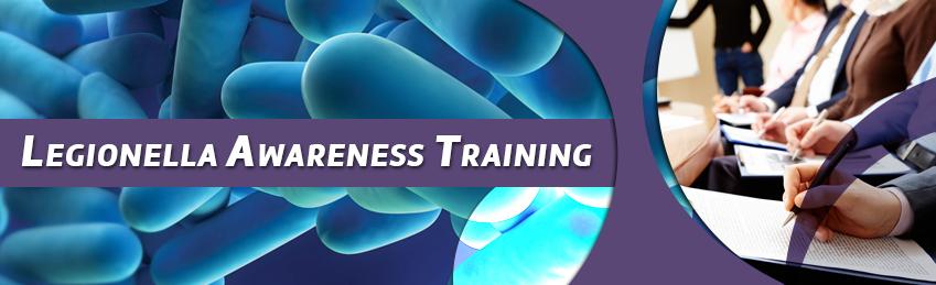 Inhouse Corporate Training Legionella Awareness Training