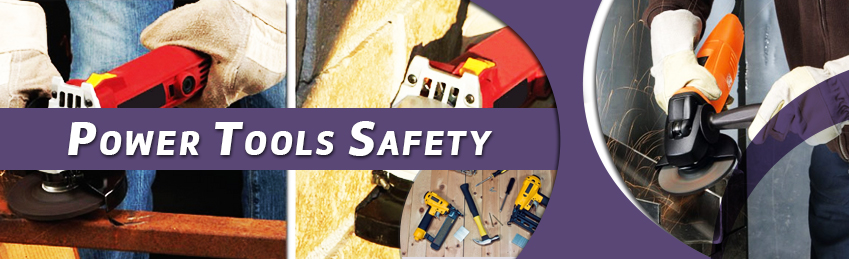 Inhouse Corporate Training - Power Tools Safety